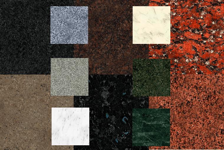 Особенности материалов для изготовления памятников