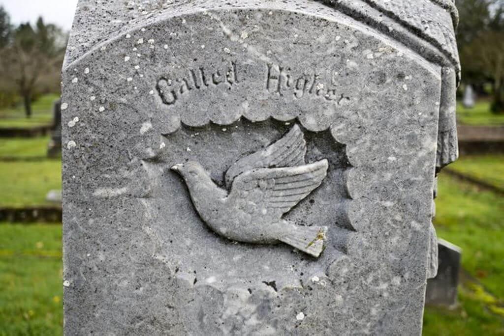 Надгробные символы и их значение
