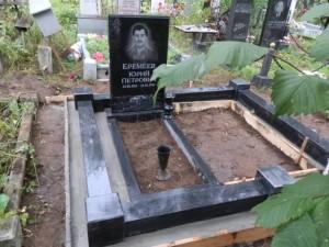 Гарантия долговечности памятников и надгробий – профессиональная установка памятников.