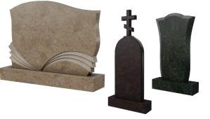 Разновидности мемориальных сооружений на могилу