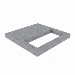 Цоколь из бетона, арт. С1003