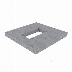 Цоколь из бетона, арт. С1004