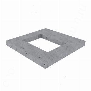Цоколь из бетона, арт. С1005