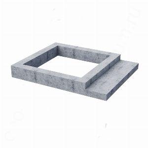 Цоколь из бетона, арт. С1007