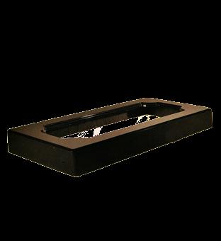Цветник из литьевого мрамора, арт. Л0009