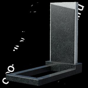 Памятник с цветником на могилу, арт. Е1059