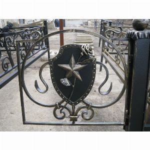 Декоративные элементы для оград