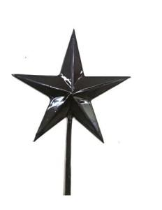 Декоративный элемент - Звезда 2