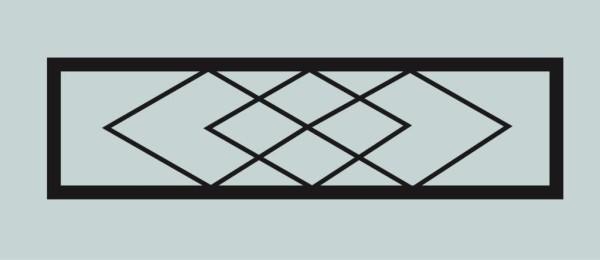 Ограда для могилы сварная металлическая, арт. ОГ018