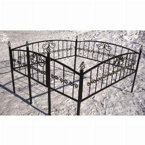Ограда для могилы - Грань, арт. ОГ063