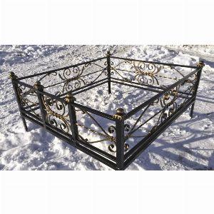 Ограда для могилы - Кассандра, арт. ОГ075