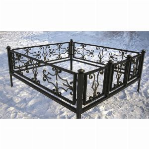 Ограда для могилы - Корсар, арт. ОГ072