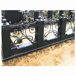 Ограда для могилы - Моцарт, арт. ОГ092