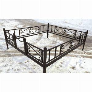 Ограда для могилы - Новая, арт. ОГ011