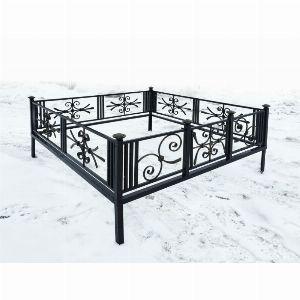 Ограда для могилы - Пантеон, арт. ОГ066