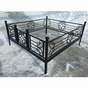 Ограда для могилы - Верона, арт. ОГ061