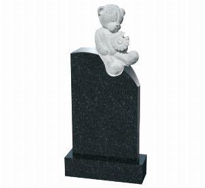 Памятник для ребенка Мишка - К1006