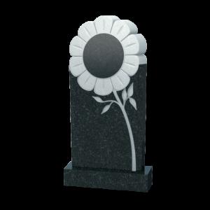 Памятник для ребенка с цветком - К1008