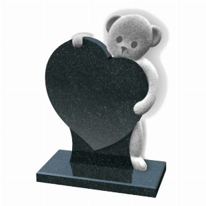 Детский памятник с медведем, арт. К1018