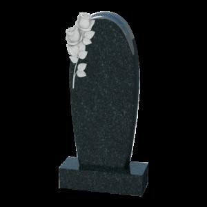 Памятник на могилу с розами - К1026