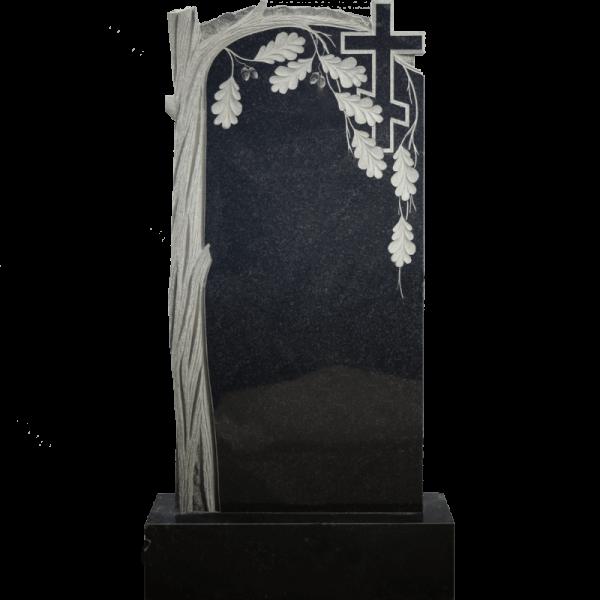 Памятник с листьями дуба, арт. L013