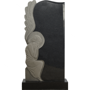 Памятник скорбящий ангел, арт. L019