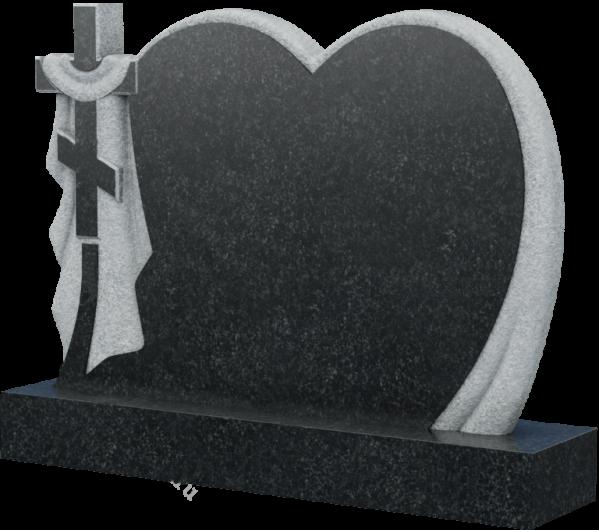 Мемориальное надгробие на кладбище, арт. М161