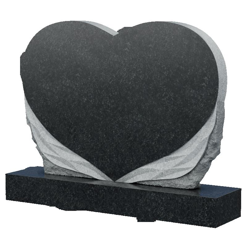 Памятник большое сердце, арт. М163