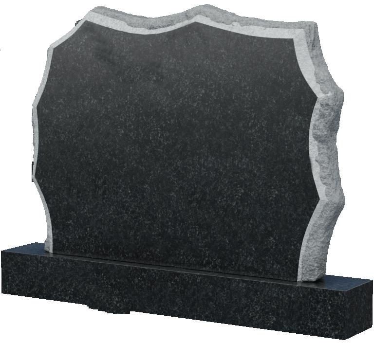 Горизонтальное надгробие на могилу, арт. М191