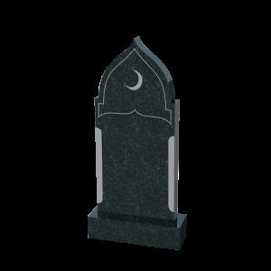 Мусульманская вертикальная стела на могилу, арт. М0027