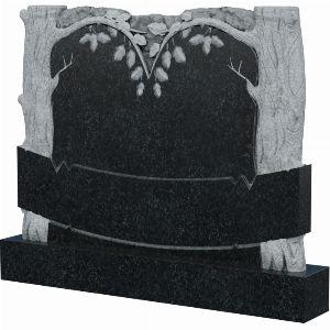 Памятник с деревьями, арт. Д0010