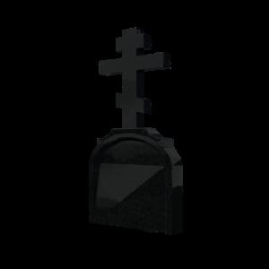 Памятник с крестом, арт. K002