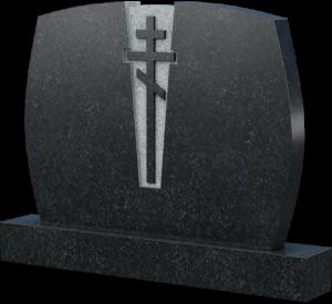 Памятник с крестом, арт. K010
