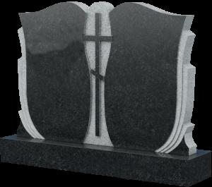 Памятник с крестом, арт. K011