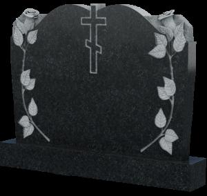 Памятник с крестом, арт. K012