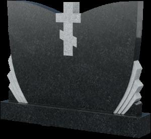 Мемориальное сооружение с крестом, арт. K021
