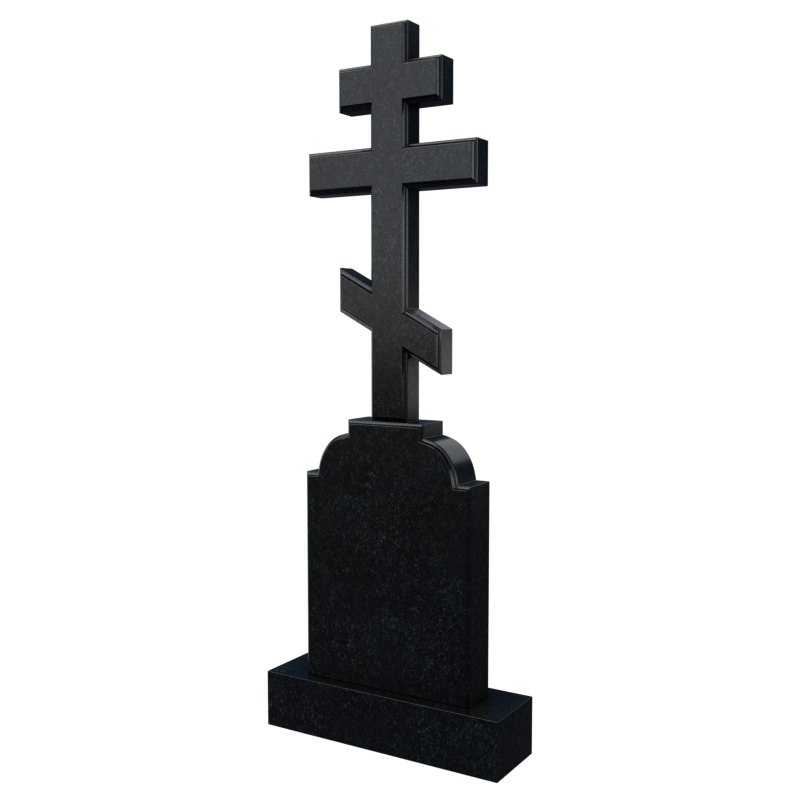 Правильный православный крест на могилу, арт. П065