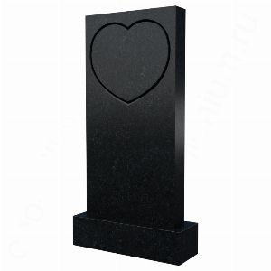 Памятник с сердцем, арт. С0002