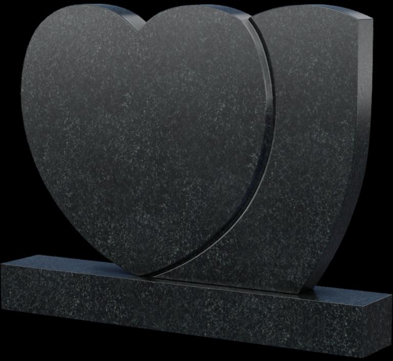 Памятник с сердцем, арт. С0004
