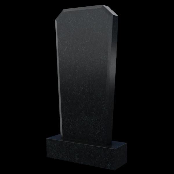 Надгробие на могилу из натурального камня, арт. П002