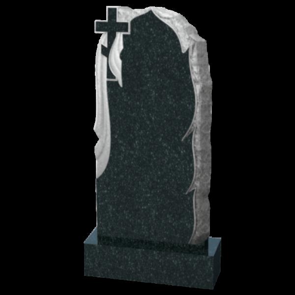 Мужской памятник на кладбище, арт. П130