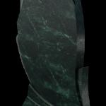 Памятник из гранита П108 - змеевик