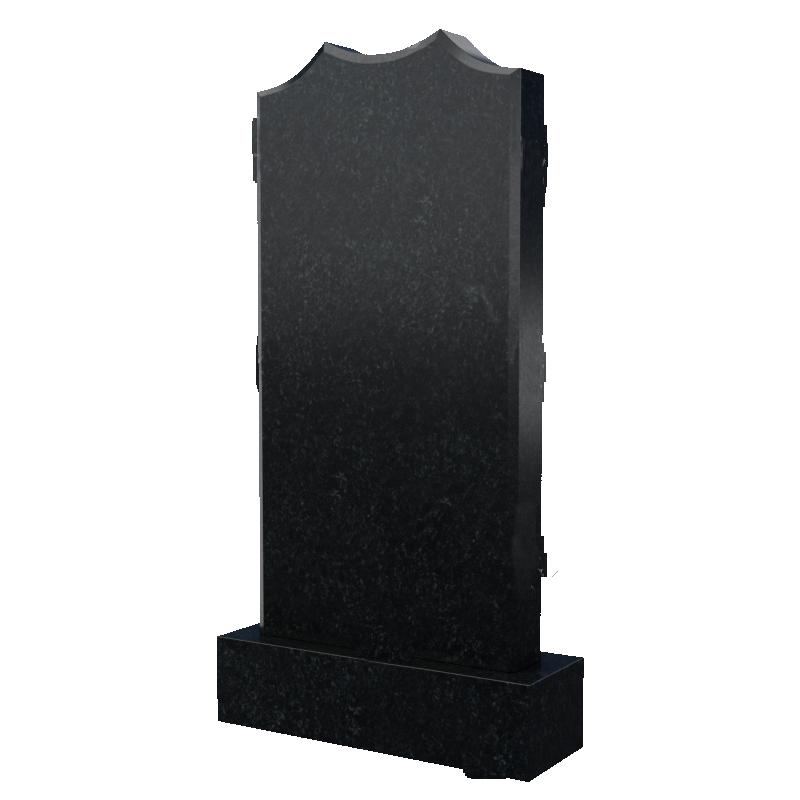 Вертикальный обелиск из гранита, арт. П237