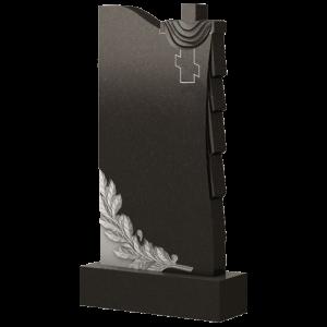 Вертикальное надгробие на могилу, арт. П271