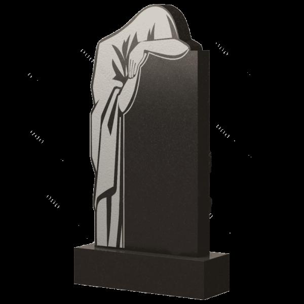 Памятник из гранита скорбящая, арт. П275