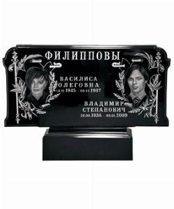 Памятник из литьевого мрамора, арт. ПЛ021
