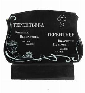 Памятник из литьевого мрамора, арт. ПЛ071