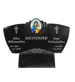 Памятник из литьевого мрамора, арт. ПЛ073