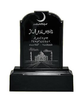 Памятник из литьевого мрамора, арт. ПЛ012