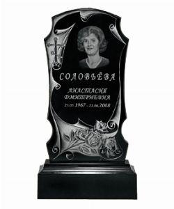 Памятник из литьевого мрамора, арт. ПЛ013